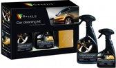 Car cleaning kit in geschenkverpakking