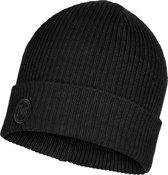 Buff Knitted Unisex Muts - Black - One Size