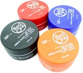 4 PACK Aqua Gel Wax Red One Aqua Hair Wax