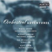 Orchestral Adventures M/Hofset