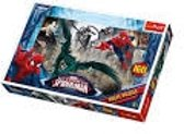 Puzzles - 160 - Chasing the villian / Disney Marvel Spiderma Legpuzzel