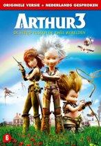 Arthur 3: De Strijd Tussen De Twee Werelden (dvd)