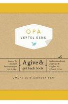Boek cover Vertel eens - Opa, vertel eens van Elma van Vliet (Hardcover)