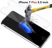 iPhone 7 Plus / iPhone 8 Plus (5.5 inch)  Werelden sterkste 9H Glazen Tempered glass / Screen Protector