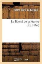 La Libert� de la France