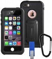Armor X MX-Series Apple iPhone SE / 5(s) Waterdicht Hoesje Zwart
