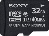 Sony SR32UY3 Ultra Micro SD kaart 32 GB