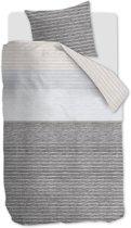 Beddinghouse Chalk - Dekbedovertrek - Eenpersoons - 140x200/220 cm + 1 kussensloop 60x70 cm - Sand