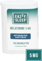 Eazzysleep melatonine 5 mg - 120 tabletten