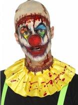 Latex Creepy Clown Instant Kit with Bald Cap