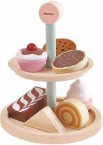 Pt * bakery stand set