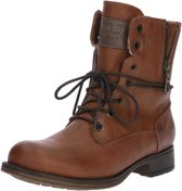 Mustang Bottines Cognac