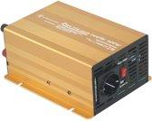 12V - 230V Zuivere sinus Spanningsomvormer 600W