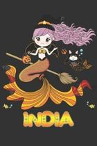 India: India Halloween Beautiful Mermaid Witch Want To Create An Emotional Moment For India?, Show India You Care With This P