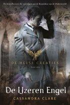 Omslag van 'De Helse Creaties Boek 1: De IJzeren Engel'