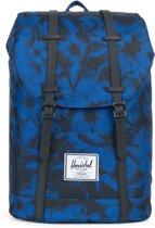 Herschel Supply Co. Retreat Rugzak - Jungle Floral Blue