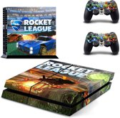 Rocket League - PlayStation 4 sticker - PS4 console RL skin bundel