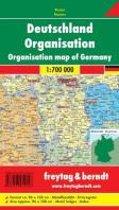 Deutschland Organisation 1 : 700 000