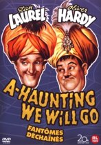 A Haunting We Will Go (dvd)
