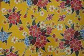 Atelier Du Baj Fortin Yellow Mexicaans Tafelzeil - 250 x 120 cm
