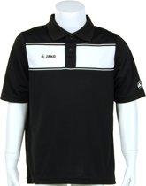 Jako Polo Player Junior - Sportpolo - Kinderen - Maat 140 - Black;White