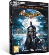 Batman - Arkham Asylum - Game of The Year Edition - PC