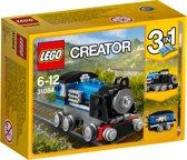 LEGO Creator Blauwe Trein - 31054