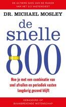 Boek cover De snelle 800 van Dr. Michael Mosley (Paperback)