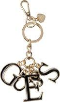 Guess Riemen Giftbox Reversible Belt & Keyring Zwart