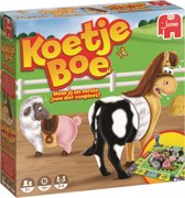 Jonkies Koetje Boe Peuterspeelzaal Racebordspel