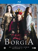 Borgia - Seizoen 1 t/m 3 (Blu-ray)