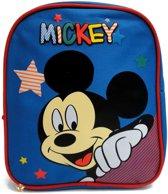 Mickey Mouse Sterren Rugzak -1-3 Jaar Lief Blauw