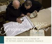 Discovering Gregorian Chant