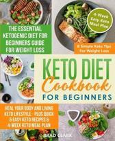 Keto Diet Cookbook for Beginners