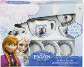 Frozen 10 delige theeset