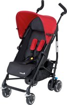 Safety 1st Compa'City Buggy - Optical Red (incl. kap & mandje)