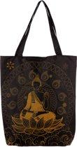 Katoenen tas Thaise Boeddha