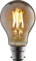 B22 Vintage Led lamp 3,5w Gold-warmwit Dimbaar