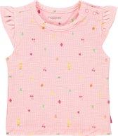 Noppies Shirt Socorro - Impatiens Pink - Maat 50