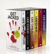Boekomslag van 'Jack Reacher Boxed Set'