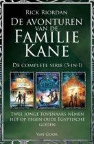 De avonturen van de familie Kane - De avonturen van de familie Kane – De complete serie (3-in-1)