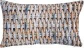 KAAT Amsterdam Twain - sierkussen - 30x50 cm - Natural