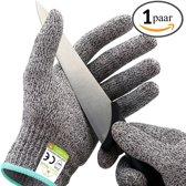 Saveur Royal - Snijbestendige Keuken Handschoenen - Hoge Performantie Niveau 5 Snijbescherming - Grootte Medium