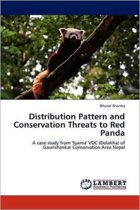 Distribution Pattern and Conservation Threats to Red Panda