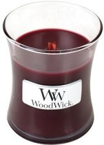 WoodWick® Mini Candle Black Cherry 2 stuks