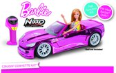 Nikko Barbie Crusin' Corvette - RC Auto