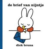 Boek cover De brief van Nijntje van Dick Bruna