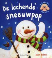 De lachende sneeuwpop