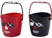 Zandemmer Plastic Piraat 19 Cm