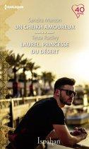 Un cheikh amoureux - Laurel, princesse du désert